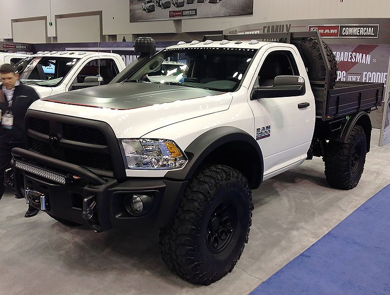 custom aev ram 2500hd ute work truck medium duty work truck info - Dodge Truck 2015 Custom