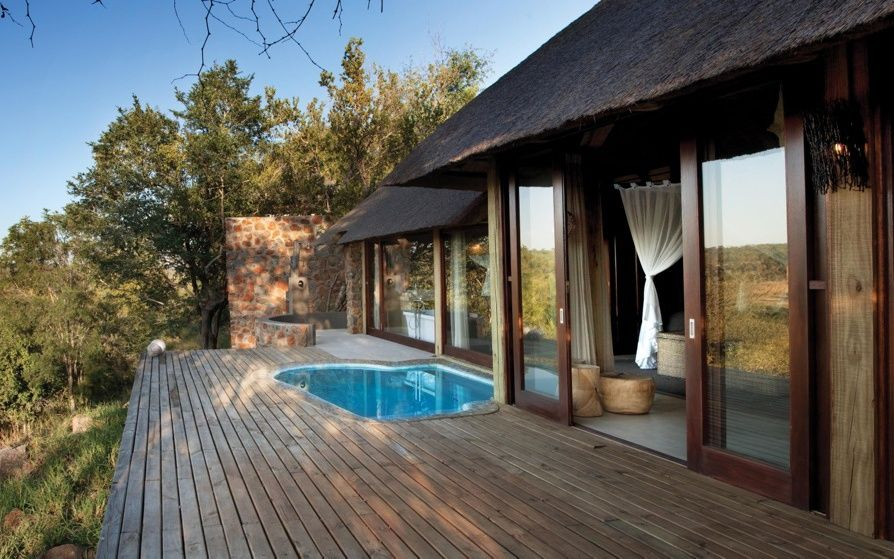 Leopard Hills Lodge South Africa Plunge Pool Stunning Hotels Pool