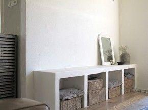 Mooi en functioneel home pinterest mooi tv meubels for Zelf zwembad bouwen betonblokken