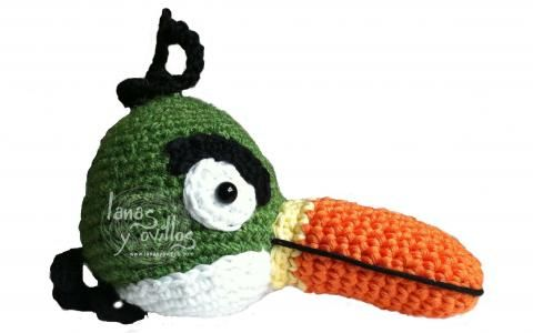Tutorial Amigurumi Angry Bird : Omg angry birds space by rainbowbubbles angrybirdspot