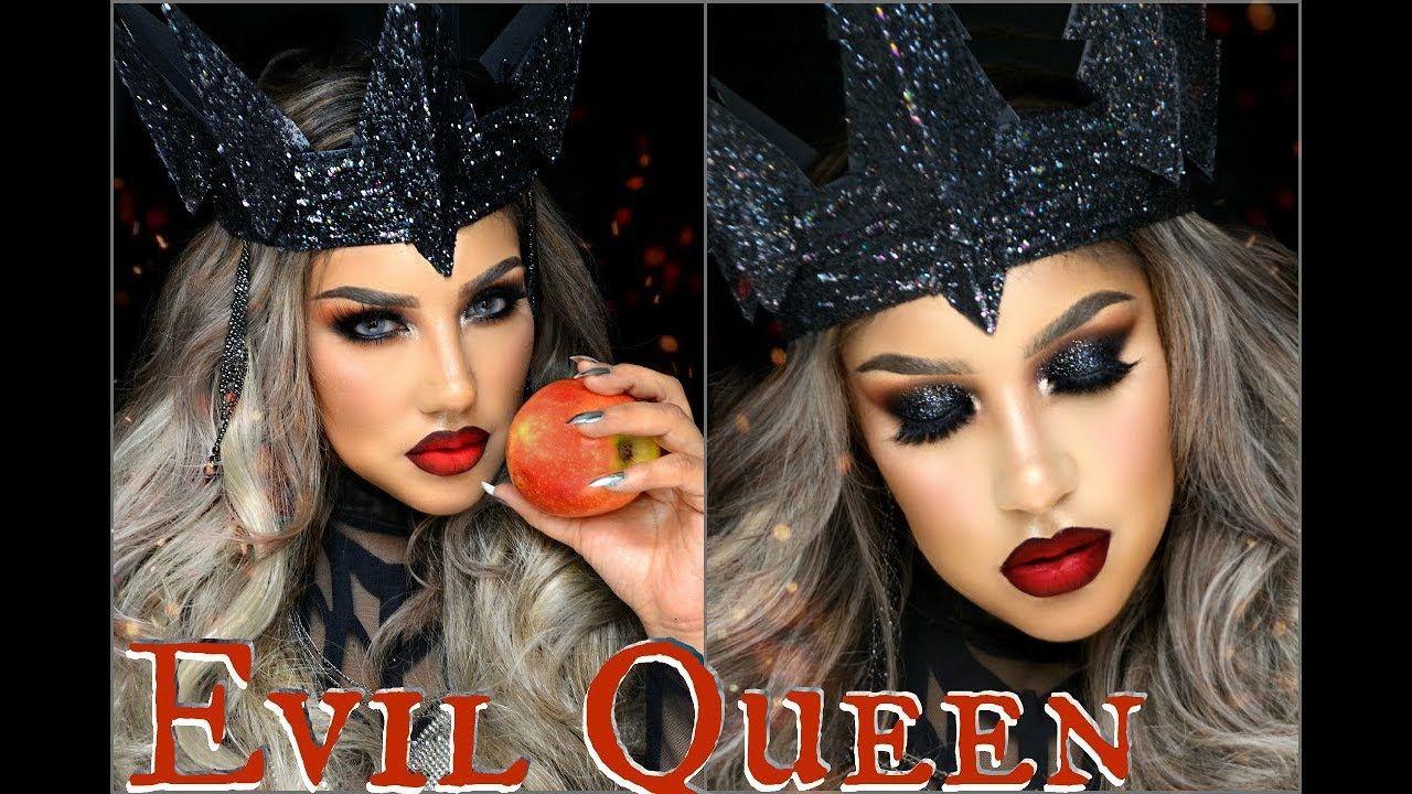 Reina Malvada Maquillaje Evil Queen Makeup Tutorial Auroramakeup Youtube Evil Queen Makeup Queen Makeup Evil Makeup