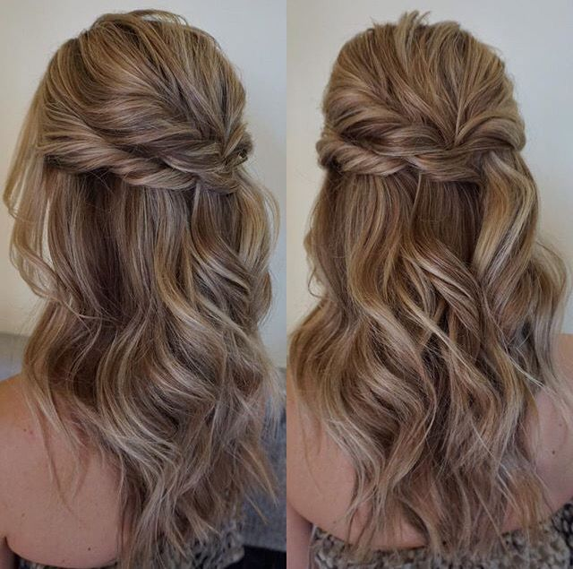 Cute Down Do 3 Wedding Hair Down Hair Styles Down Hairstyles