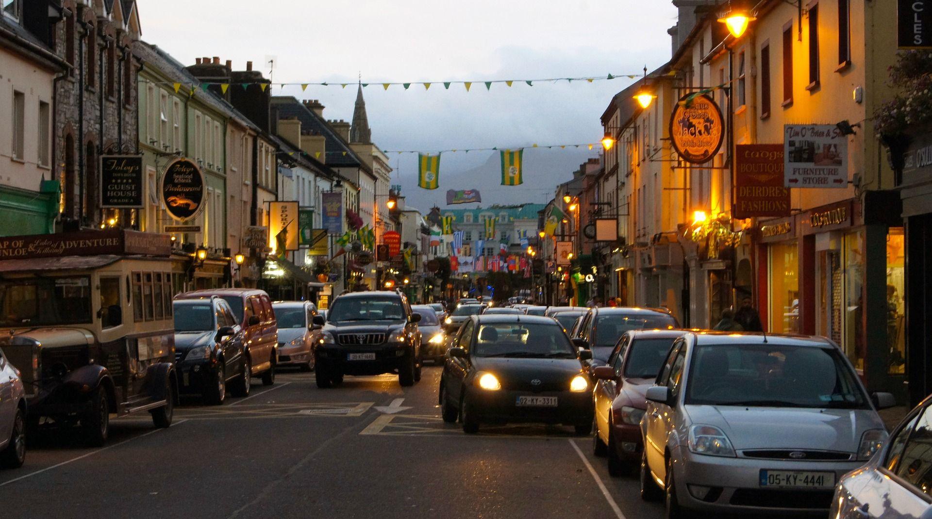 Killarney, Irland auf einer großen Rundreise mit dem #Mietwagen entdecken.