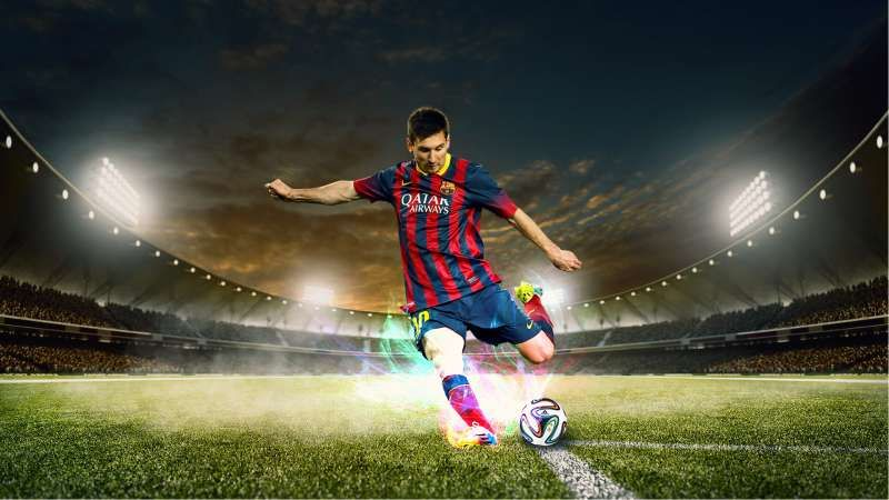 Lionel Messi Hd Wallpapers Lionel Messi Messi Sports