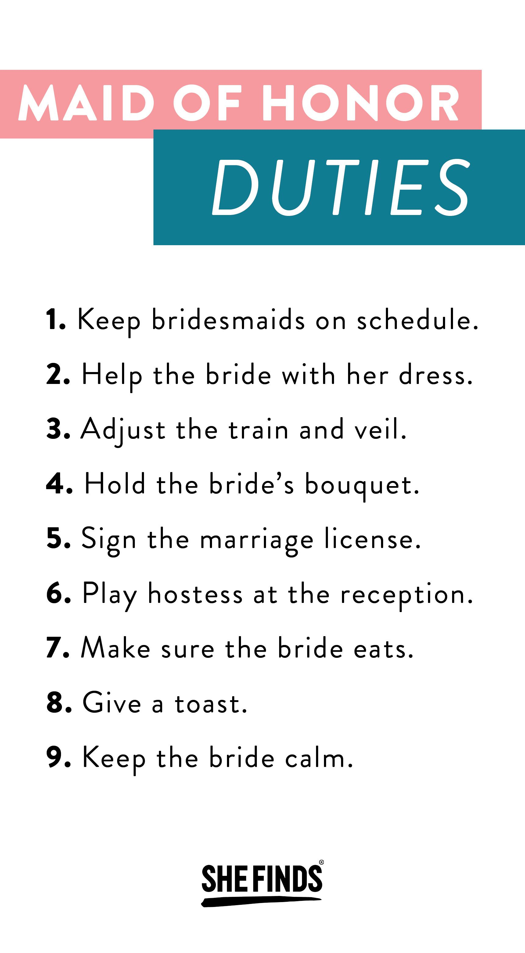 maid of honor duties | tips/advice | pinterest | maids, wedding