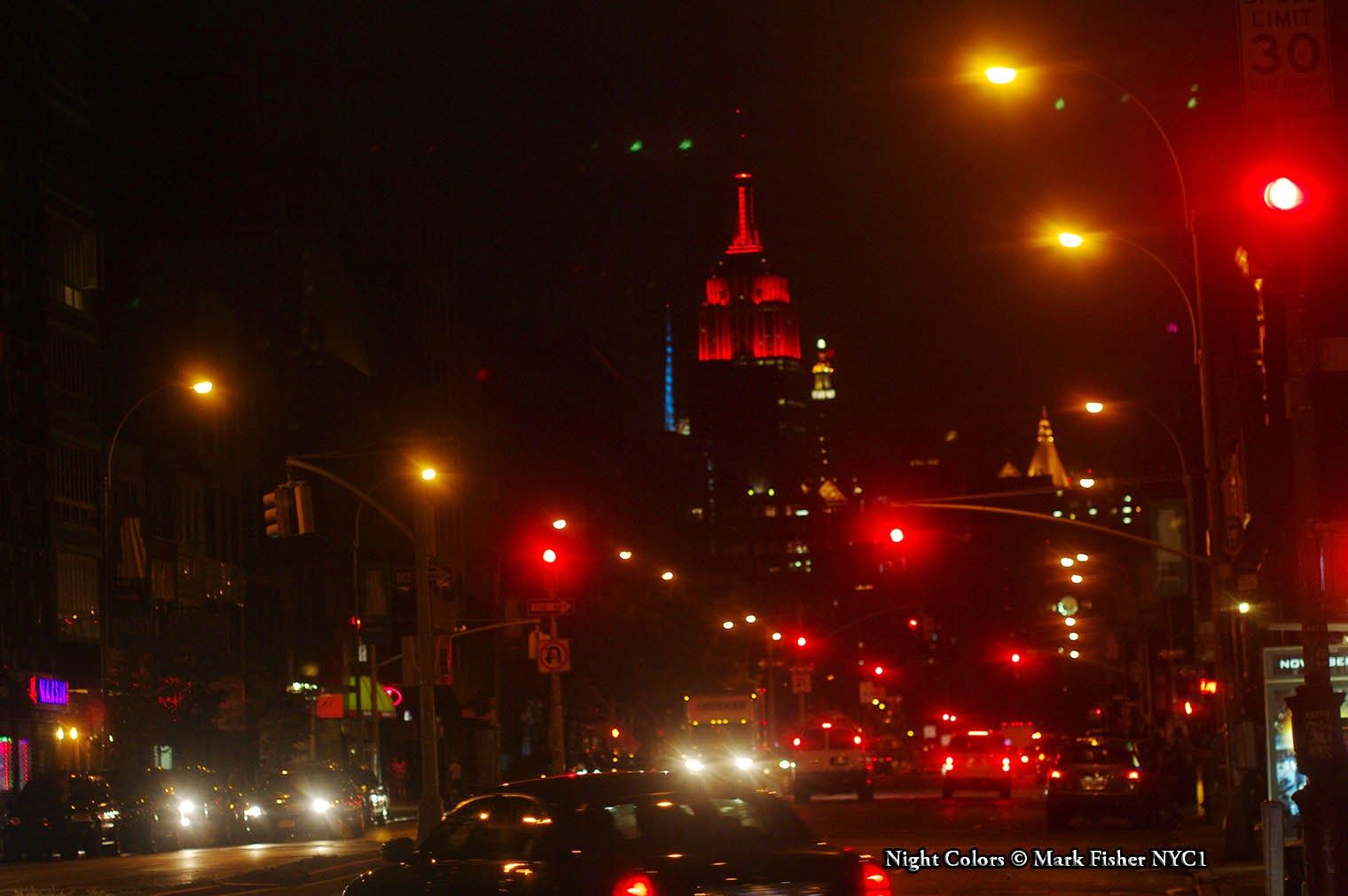 Mark Fisher American Photographer™: Night Colors • American Photographer Mark Fisher •...