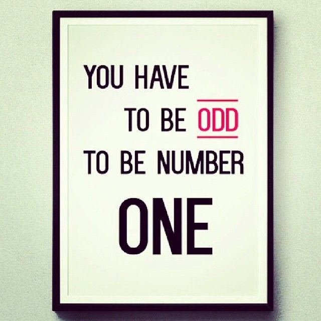 Math Joke Funny Humor Odd Numberone Math Funny Inspirational Quotes About Success Words Life Quotes