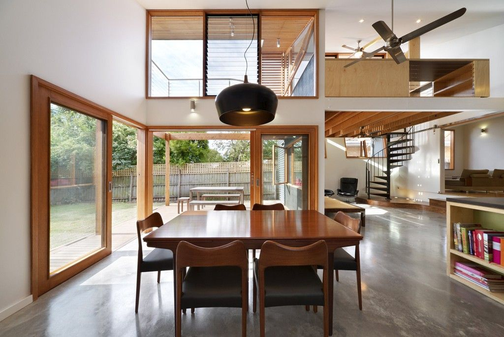 Bungalow to bold Zen house, Home, Living room decor
