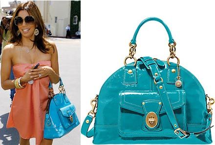 This Coach Bag Is Awesome Sauce All Rolled Up Into A Bright Turquoise Handbag