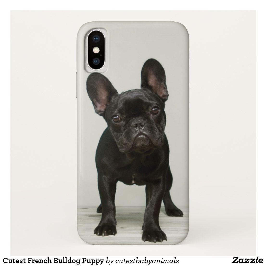 Niedlichster französische BulldoggenWelpe CaseMate