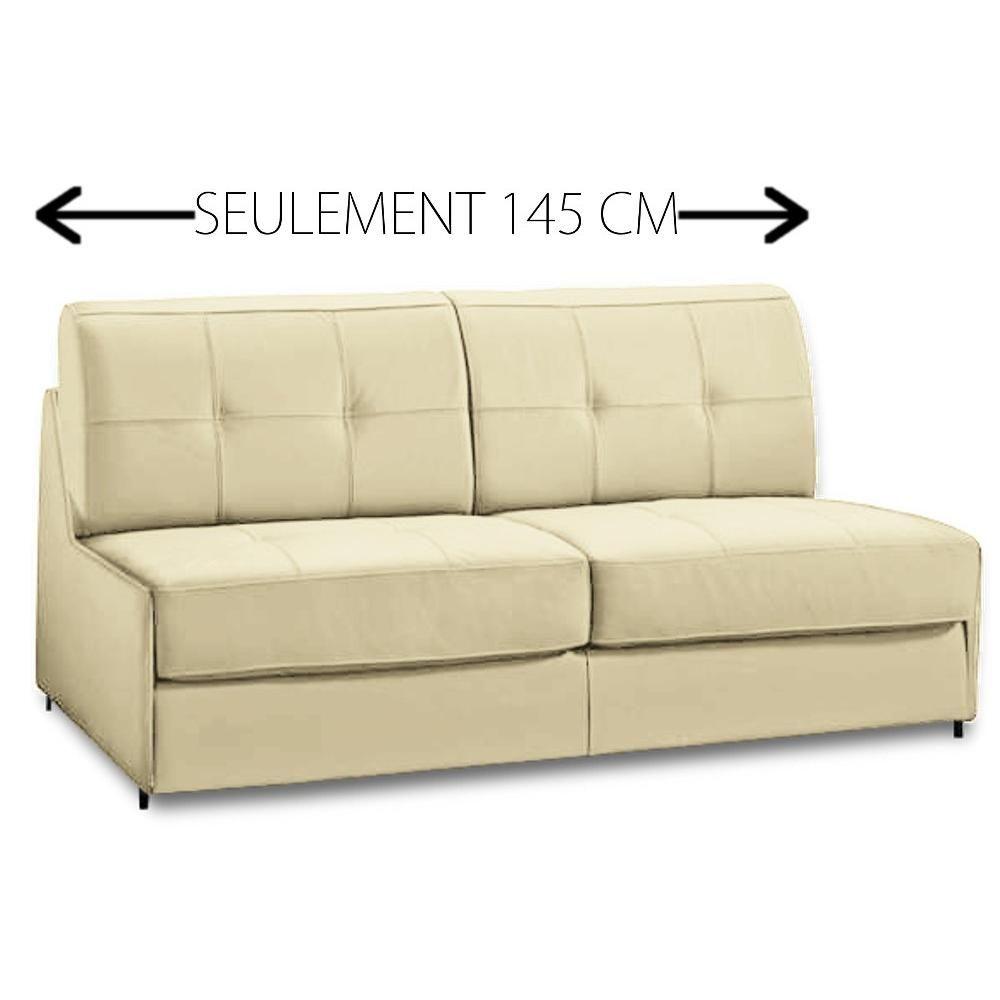 DENSO 2-3 posti divano sistema letto RAPIDO 120 cm ...