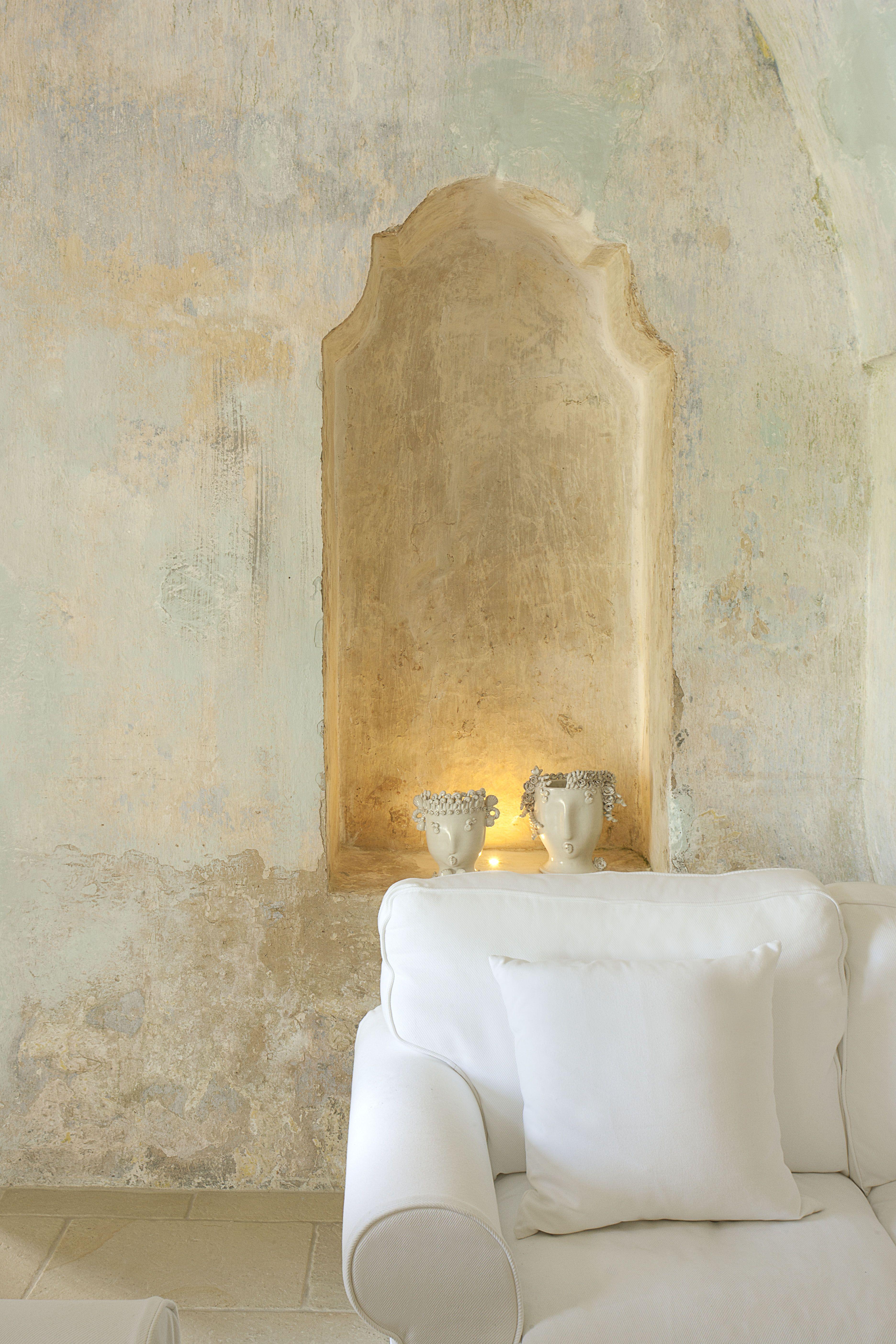 Gallery critabianca salento style puglia style nel for Interni case bellissime