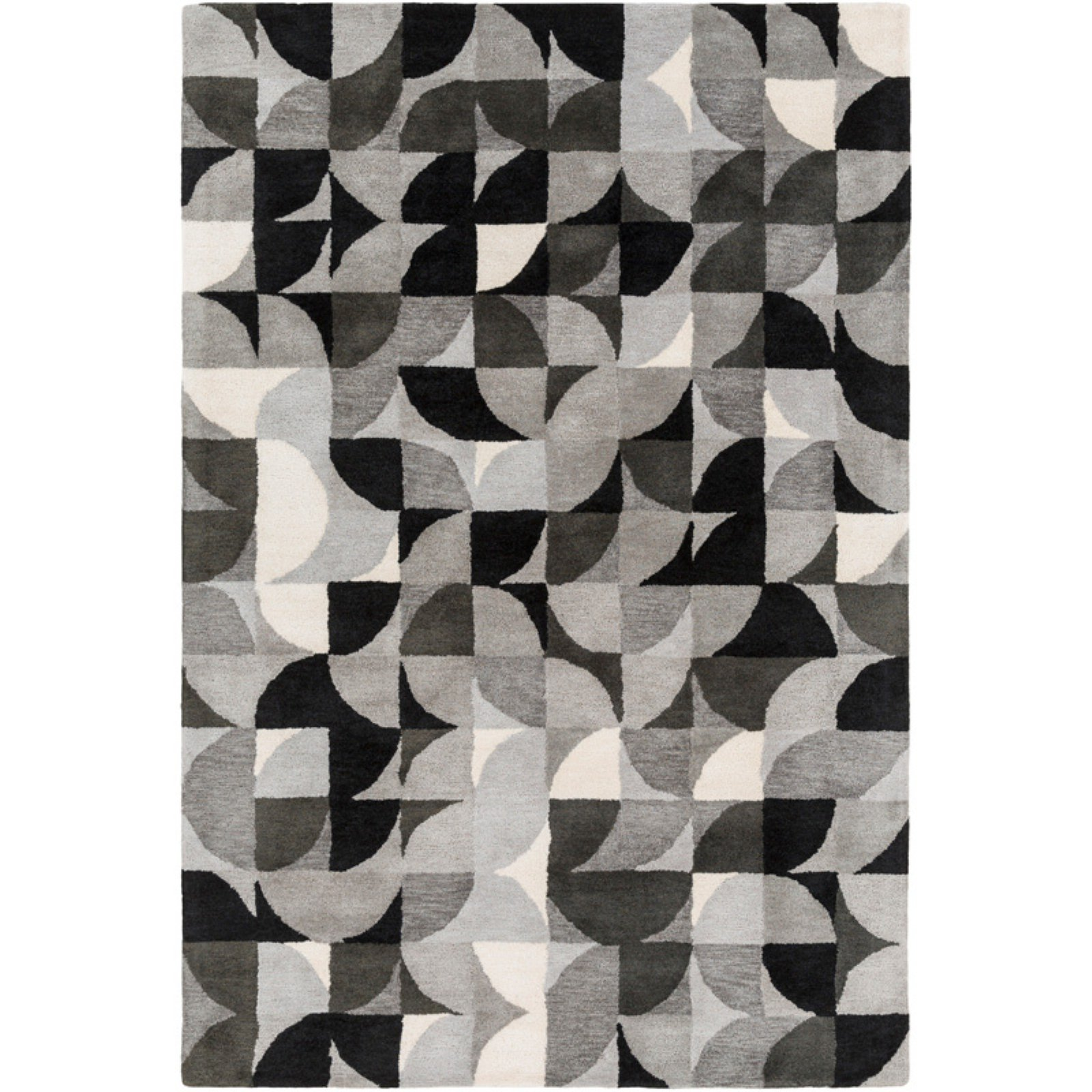 Best Surya Brilliance Brl201 Indoor Area Rug Gray In 2019 400 x 300