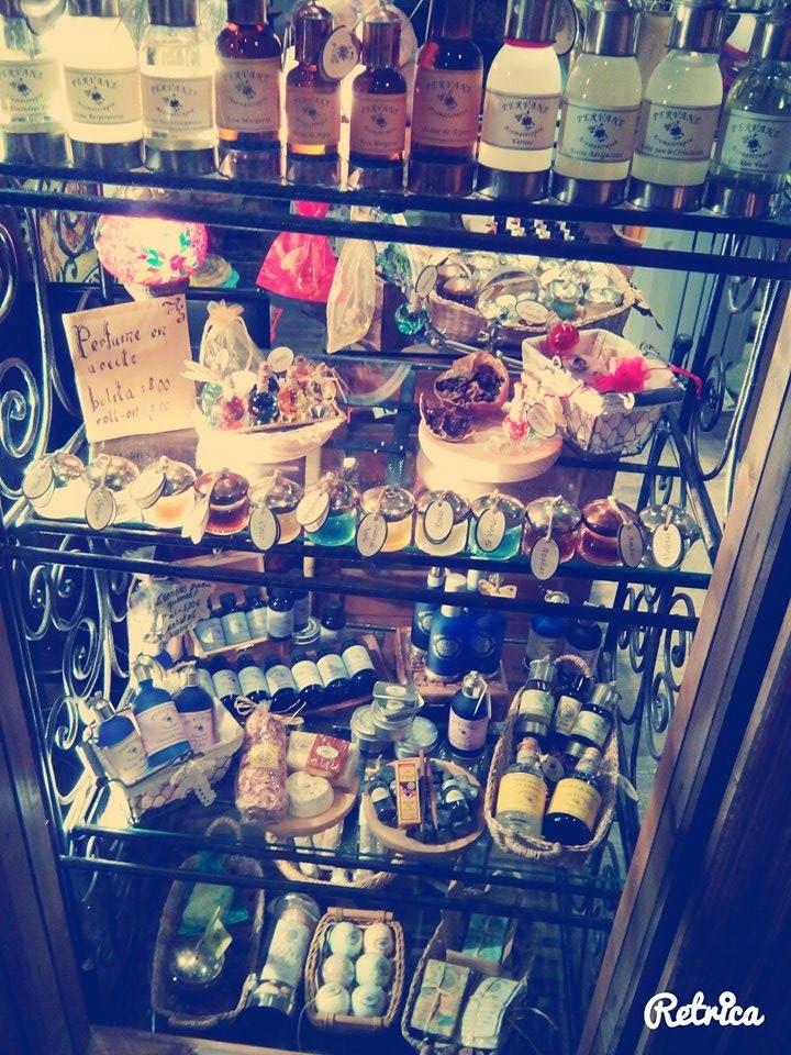 shop window alquimia pervane