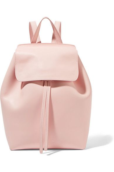 Mansur Gavriel - Mini leather backpack