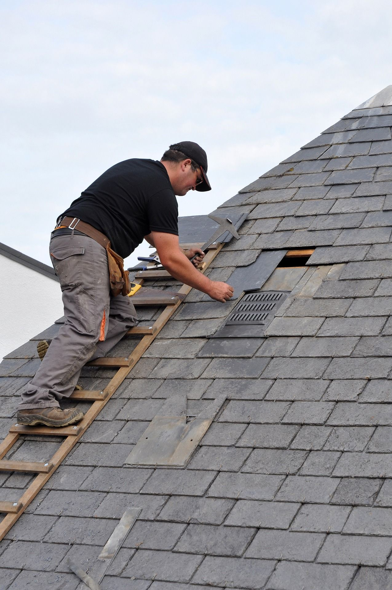 Asphalt Roof Shingles Usually Last Up To 25 Years However