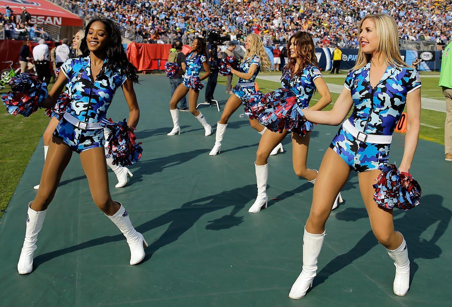 NFL Cheerleaders Week 10 Cheerleaders Nfl