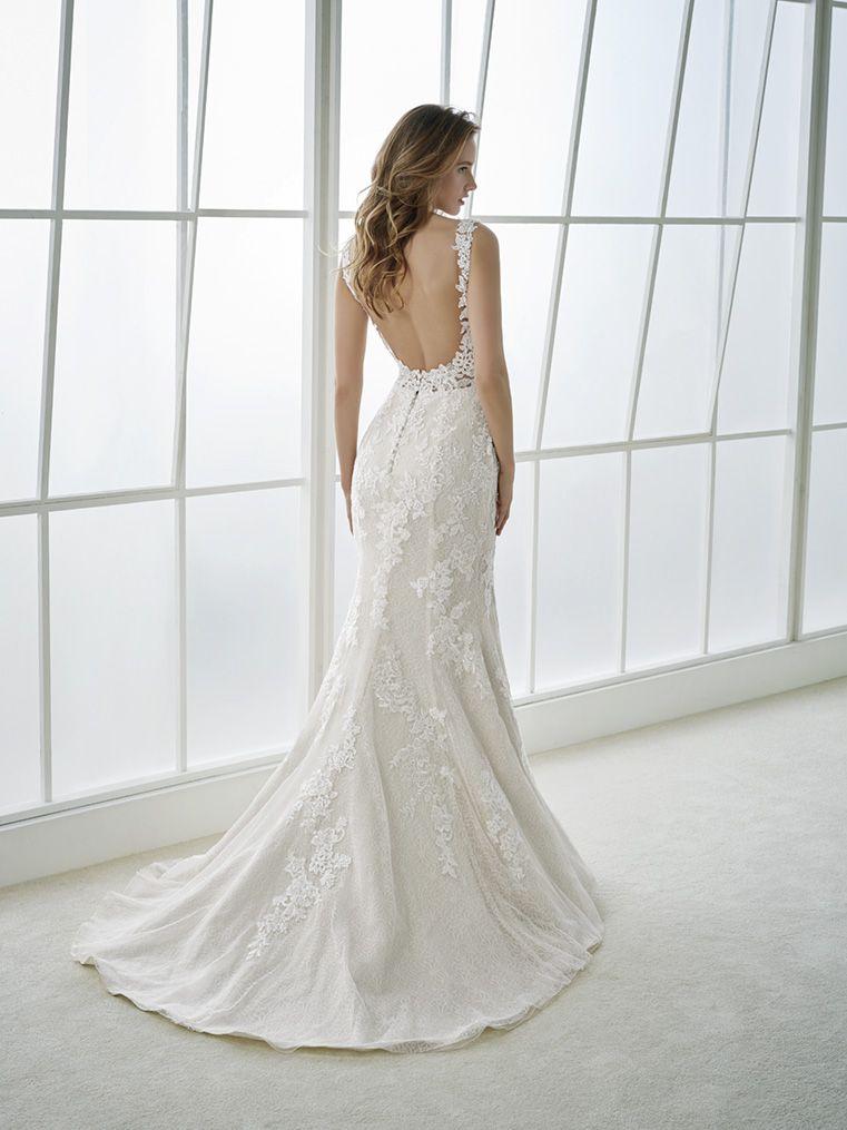 Pronovias White One Brautmoden Tirol Brautkleider Hochzeit