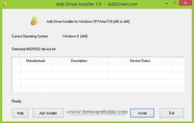adb driver for windows 7