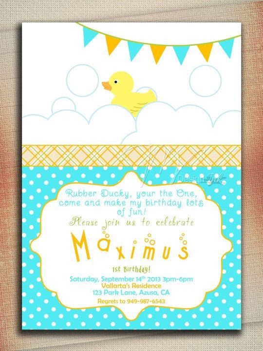 Rubber duck birthday invitation rubber ducky birthday invitation rubber duck birthday invitation rubber ducky birthday invitation rubber duck filmwisefo