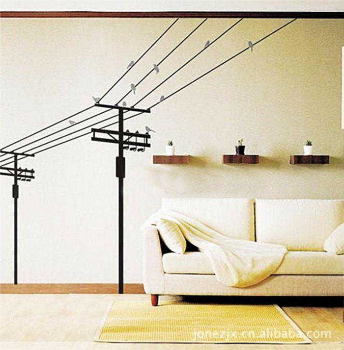 Tolle Kabel Verläuft In Wänden Fotos - Elektrische Schaltplan-Ideen ...