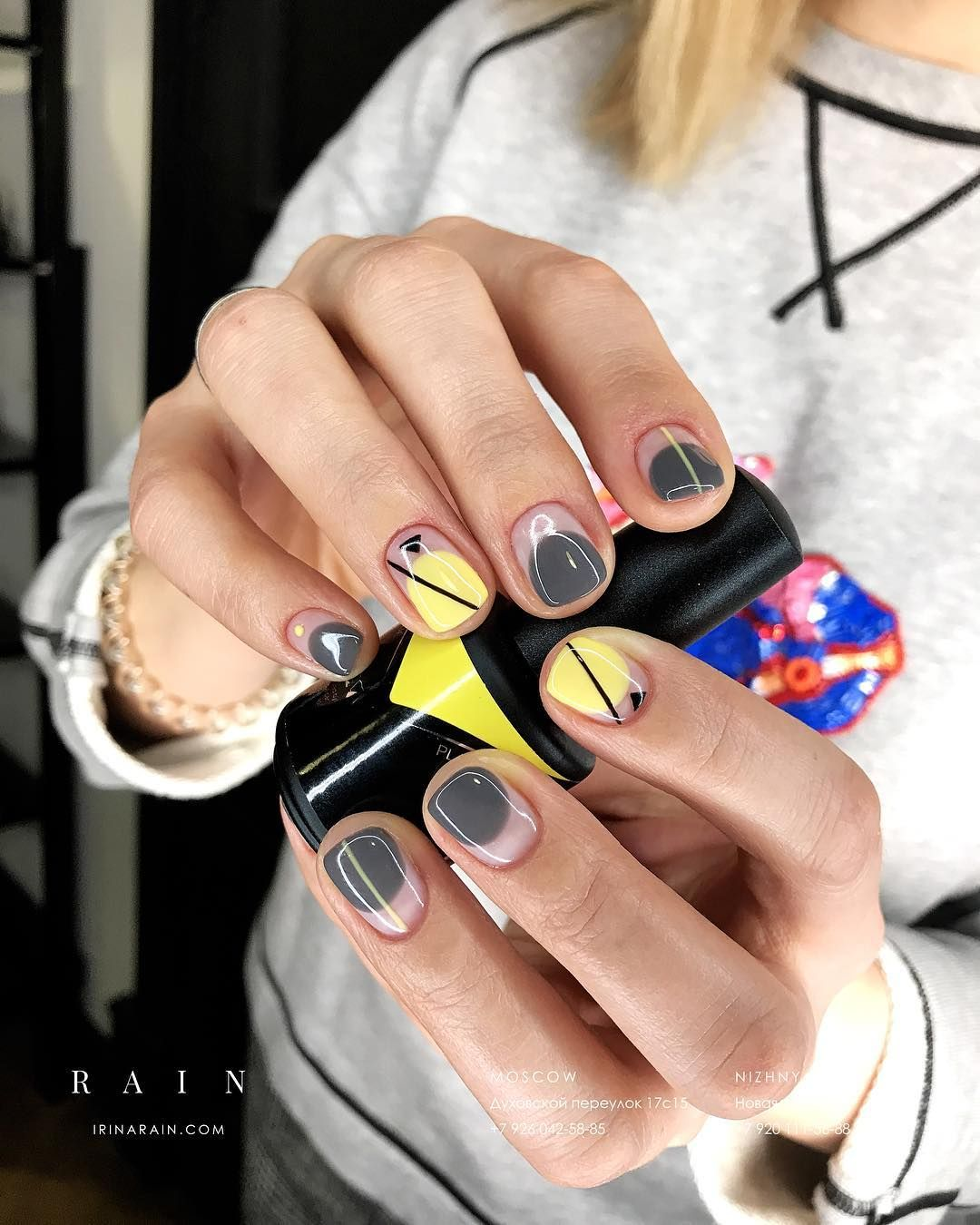 Pin by 𝔰𝔬𝔩 on nails. | Pinterest | Manicure, Makeup and Manicure ...