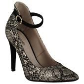 Scarpin Crysalis Animal Print