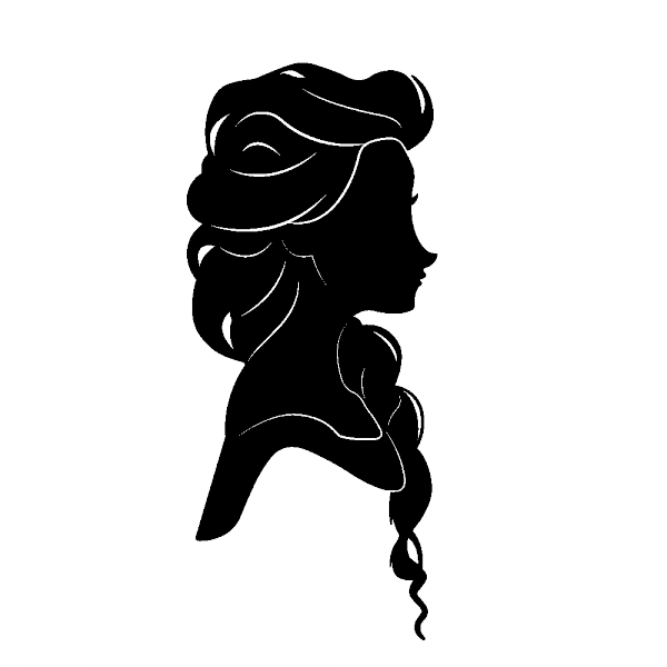 It's just a graphic of Hilaire Disney Silhouette Png
