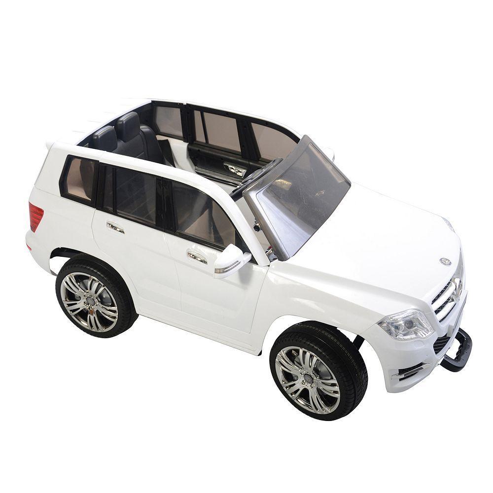 Hummer car toys  Youth Mercedes Benz GLK  Powered RideOn Car Red  Mercedes benz