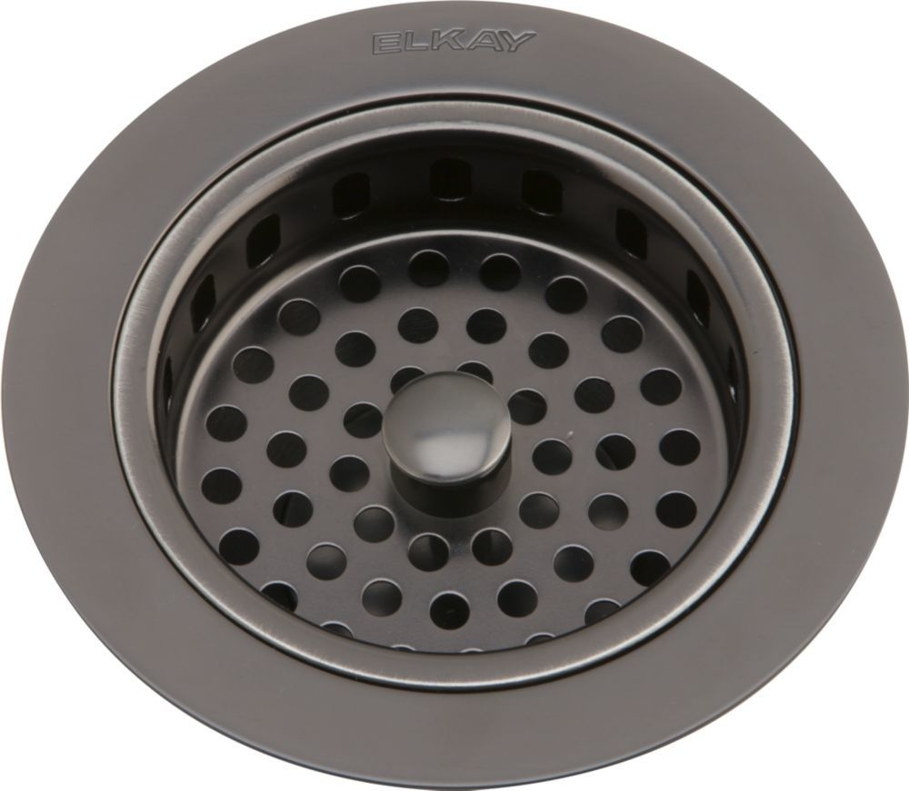 45 strainer and popup drain sink drain sink