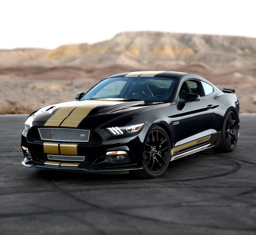 2016 Ford Mustang Shelby GT-H 50th Anniversary Edition,670