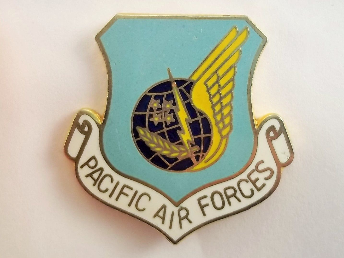 Pacific Air Forces Pin by ThrowItForward on Etsy (With