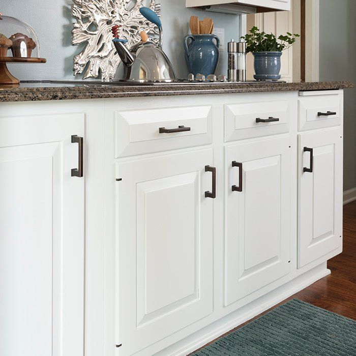 Rather Than Replacing Old Kitchen Cabinets An Easier And More Budget Friendly Solution Is To Paint Them Follow Our Instructions For Painting Wood Or
