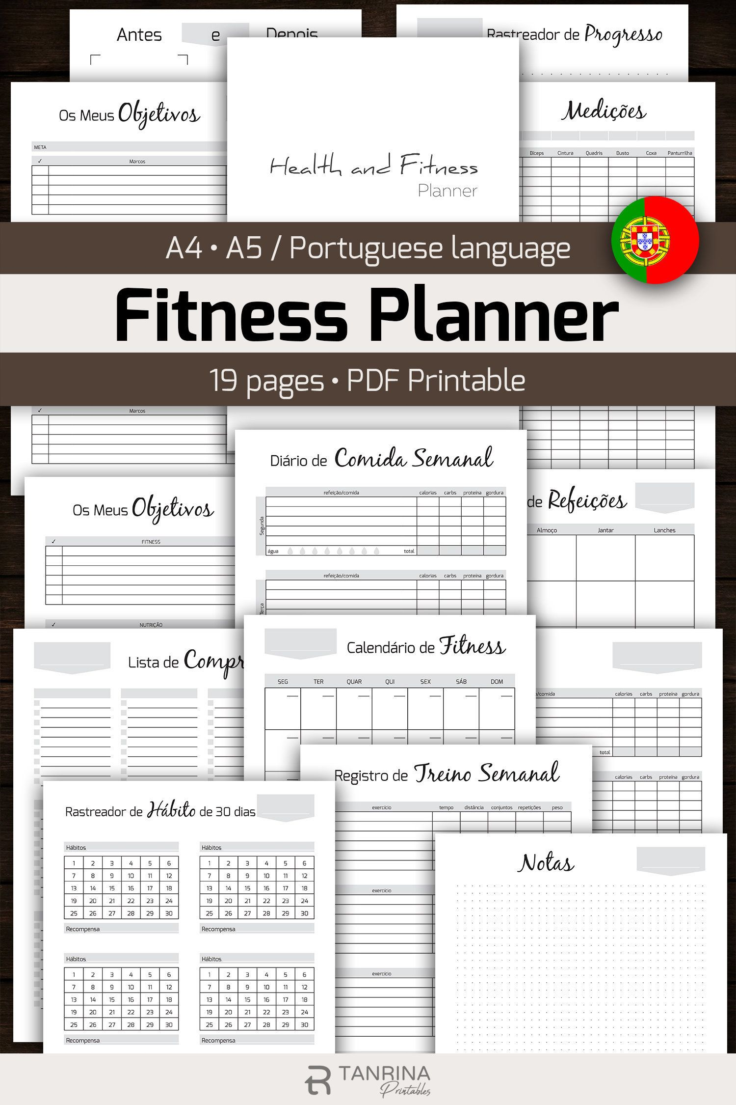 Pin On Fitness Amp Weight Loss Printables