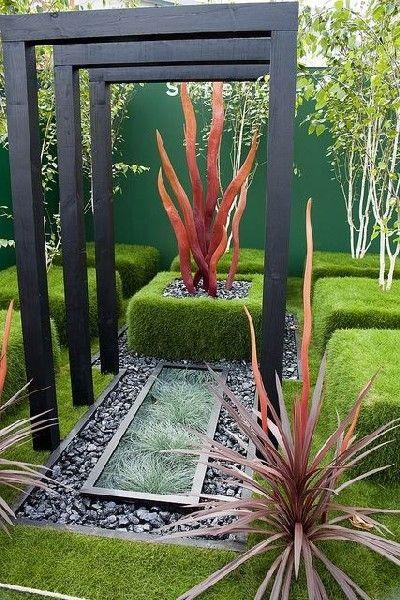 jardines modernos google search