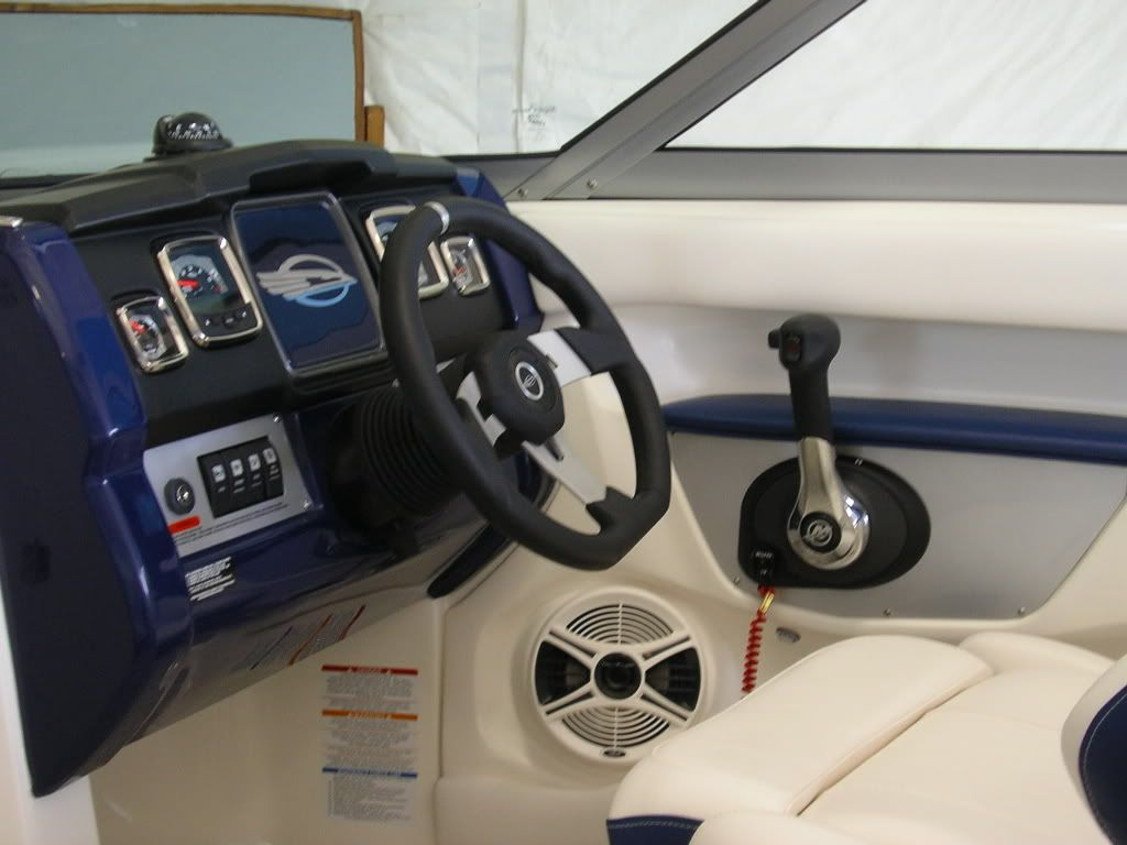 New To The Forum But Could Use Some Advice On Replacing The Throttle X2f Shift Controller On My 2000 Chaparral 240ssi Mercrui Throttle Shift Steering Wheel