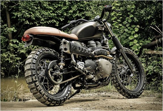 Triumph Scrambler Off Road Fcr Motorbikes Bonnevil Retro Bike Motorcycles Galleries Bonneville