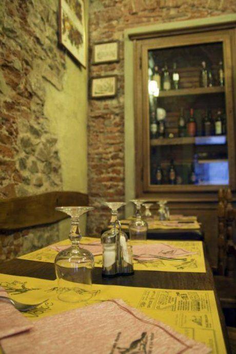Gestione familiare e cucina tradizionale toscana, ad un ottimo rap ...
