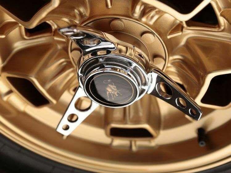 Miura's wheel Car wheels diy, Classic cars