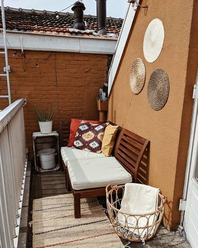 Tuin Balkon Inspiratie Om Je Tuin In Te Richten Balkon Balkon Ideeen Ikea