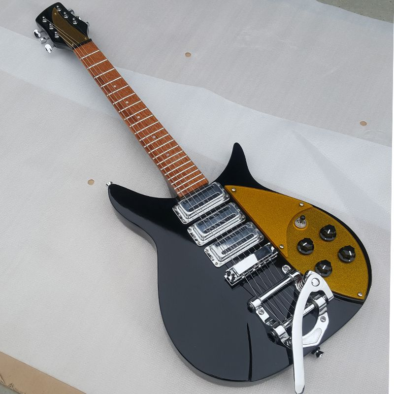 High quality Three pickup rickenbacker 325 electric guitar,Give the ...