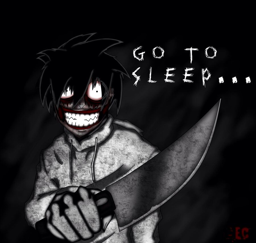 Go to sleep!!
