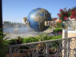 Honeymoon/Vacation Spot - Universal Studio