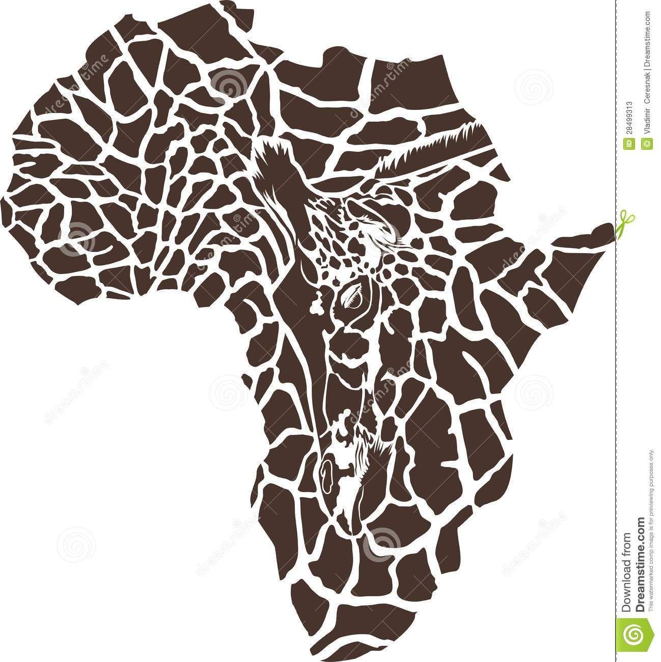 Carte Afrique Vectorielle.Resultat De Recherche D Images Pour Tatouage Carte De L