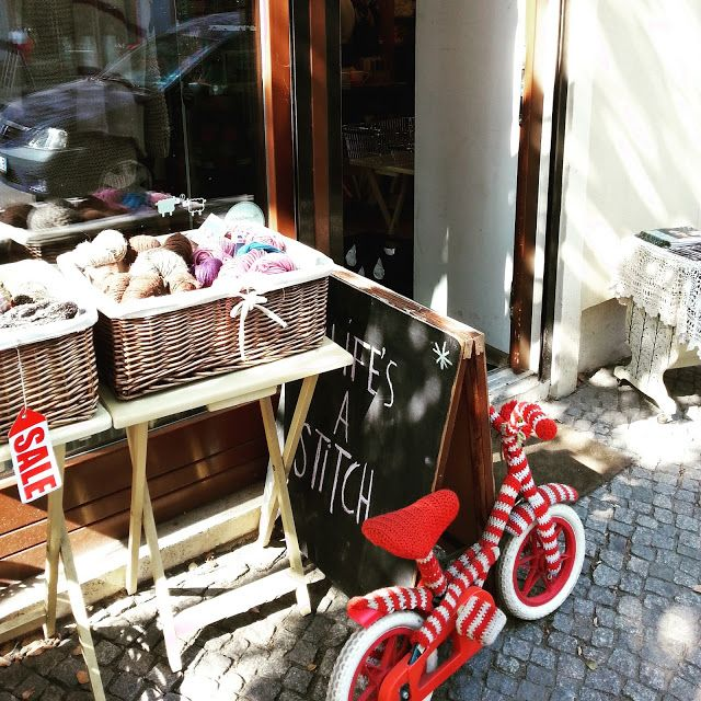 Another weekend, another event: Berlin Yarn Crawl   kitchener stories