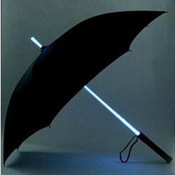 Geef een lichtpuntje aan een donkere regenachtige dag met LED ...