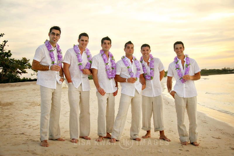 Explore Beach Wedding Men Attire And More