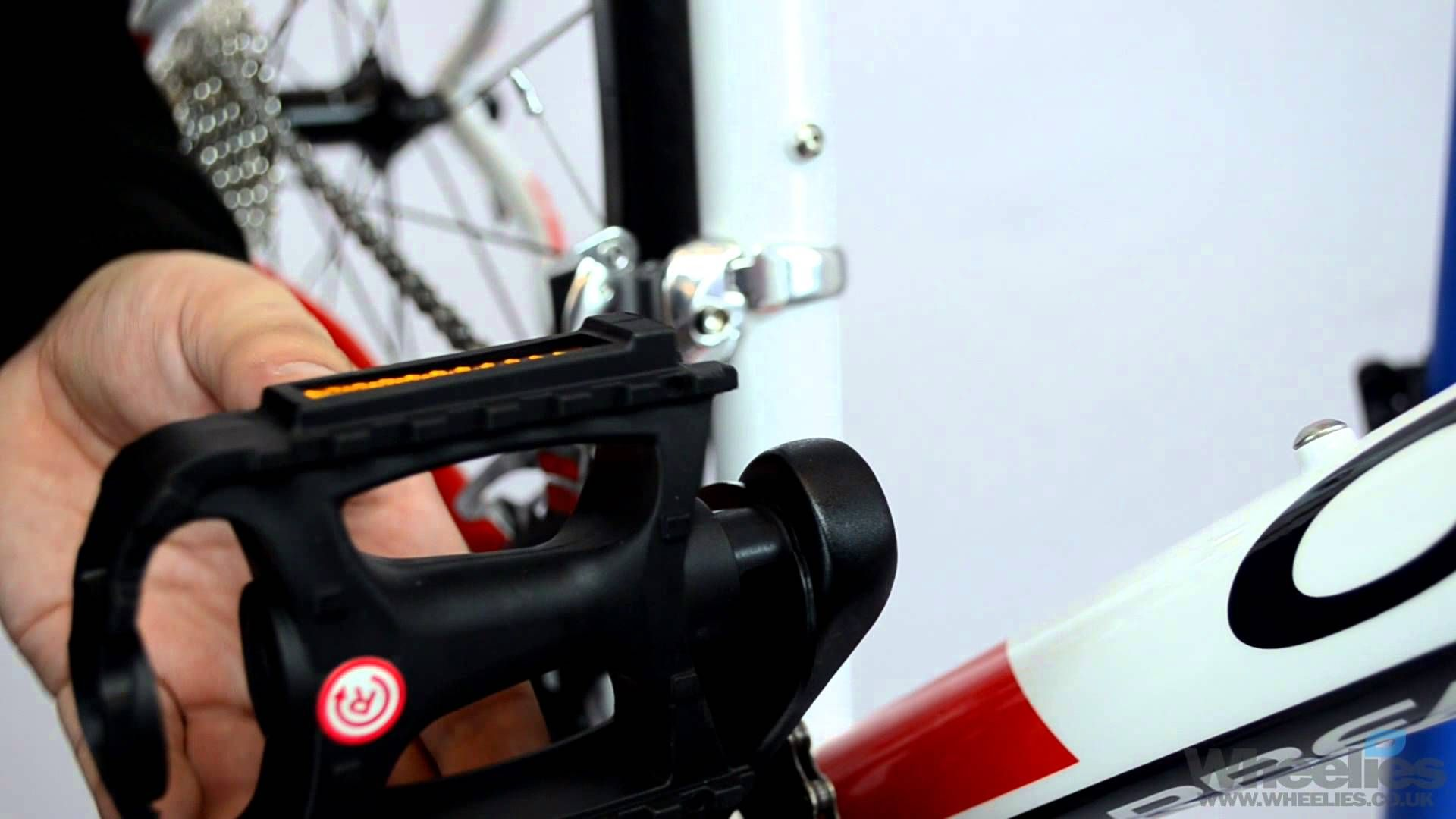 Fitting The Pedals To Your New Bike Is A Quick And Easy Job You