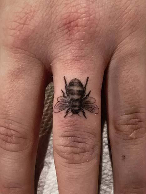 Photo of 23 ideas for cool finger tattoos