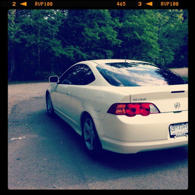 Acura Rsx Type S All Miiiiiiiine